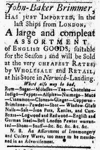 May 6 - 5:6:1768 New-London Gazette