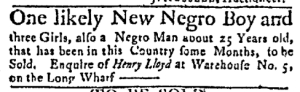 Jul 11 - Boston Post-Boy Slavery 1