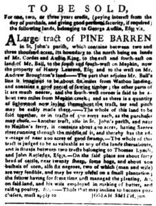 Jul 11 - South-Carolina Gazette Postscript Slavery 4