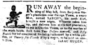 Jul 11 - South-Carolina Gazette Slavery 3