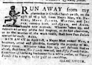 Jul 11 - South-Carolina Gazette Slavery 5
