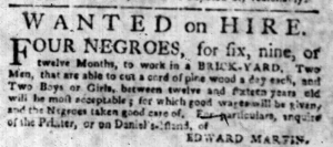 Jul 11 - South-Carolina Gazette Slavery 6
