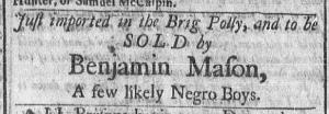 Jul 4 - Newport Mercury Slavery 2