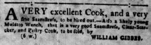 Jul 4 - South-Carolina Gazette Slavery 11
