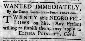 Jul 4 - South-Carolina Gazette Slavery 2