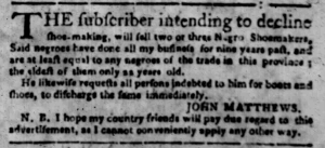 Jul 4 - South-Carolina Gazette Slavery 5