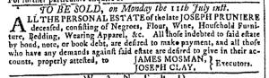 Jul 6 - Georgia Gazette Slavery 5