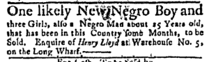 Jun 13 - Boston Post-Boy Slavery 1