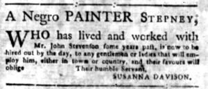 Jun 13 - South Carolina Gazette Slavery 7