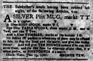 Jun 13 - South Carolina Gazette Slavery 9
