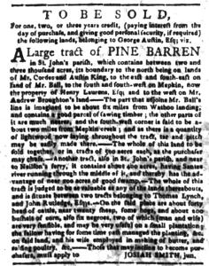Jun 20 - South-Carolina Gazette Slavery 4