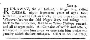 Jun 23 - Pennsylvania Journal Slavery 1