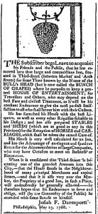 Jun 6 - 6:6:1768 Pennsylvania Chronicle