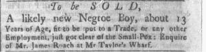 Aug 1 - Newport Mercury Slavery 2