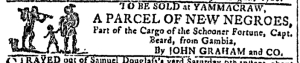 Aug 10 - Georgia Gazette Slavery 3