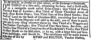 Aug 10 - Georgia Gazette Slavery 8