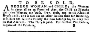 Aug 11 - Pennsylvania Gazette Supplement Slavery 3