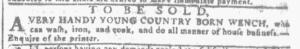 Aug 3 - Georgia Gazette Slavery 6