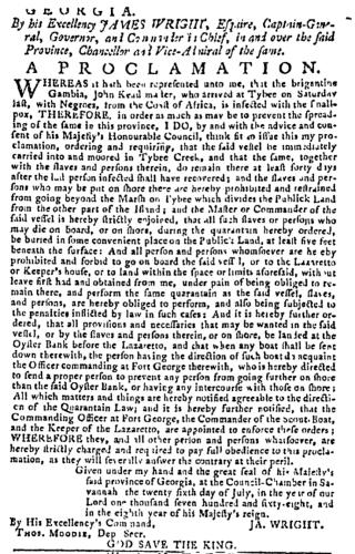 Aug 3 - Georgia Gazette Slavery 9