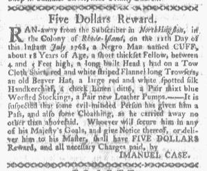 Aug 8 - Boston-Gazette Slavery 2