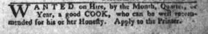 Jul 19 - South-Carolina Gazette and Country Journal Slavery 3