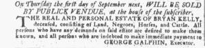 Jul 20 - Georgia Gazette Slavery 5