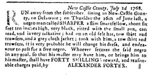 Jul 21 - Pennsylvania Journal Slavery 2