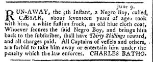 Jul 21 - Pennsylvania Journal Supplement Slavery 2