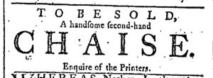 Aug 13 - 8:13:1768 Providence Gazette