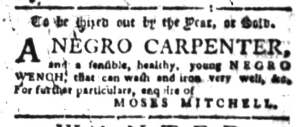 Aug 15 - South-Carolina Gazette Slavery 7