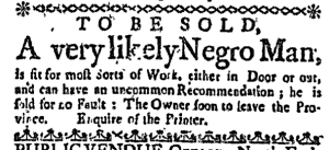 Aug 18 - Massachusetts Gazette Draper Slavery 1