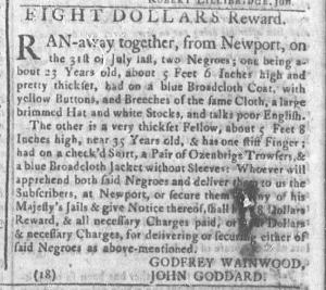 Aug 22 - Newport Mercury Slavery 3