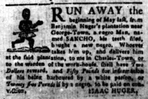 Aug 22 - South-Carolina Gazette Slavery 5