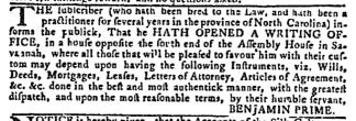 Aug 24 - 8:24:1768 Georgia Gazette