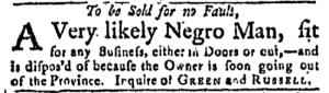 Aug 29 - Boston Post-Boy Slavery 1