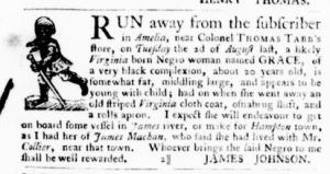 Sep 1 - 9:1:1768 Virginia Gazette Purdie and Dixon