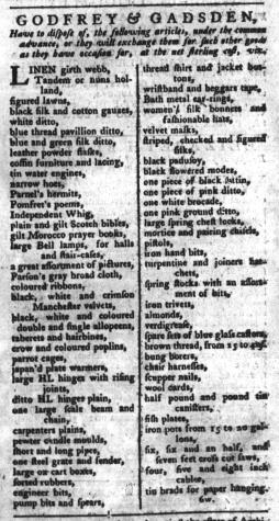 Sep 13 - 9:13:1768 South-Carolina Gazette and Country Journal
