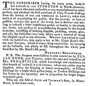 Sep 4 - 9:1:1768 Pennsylvania Gazette