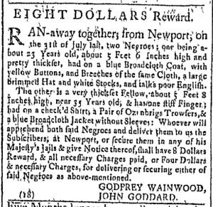 Sep 5 - Newport Mercury Slavery 3