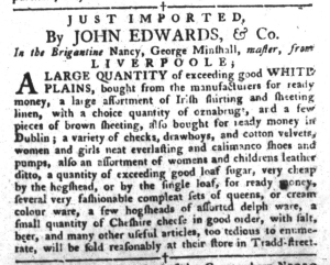 Oct 11 - 10:11:1768 South-Carolina Gazette and Country Journal